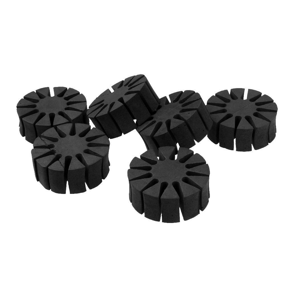 MagiDeal 6 Pièces/Set Support Séparateur de 12 Flèches en Mousse EVA Accessoires de Tir à L'arc