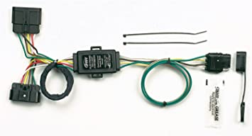 hopkins 41165 litemate vehicle to trailer wiring kit (pico 6772pt) 2004 2008 chevrolet colorado and gmc canyon, 2006 isuzu i 280, i 350 and 2007 2008 Chevy Pickup Trailer Wiring Diagram