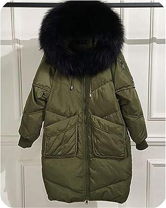 Duck Down Parka Coat
