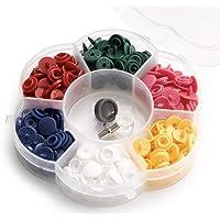 Prym Love Snaps Mini Caja de 6 Colores