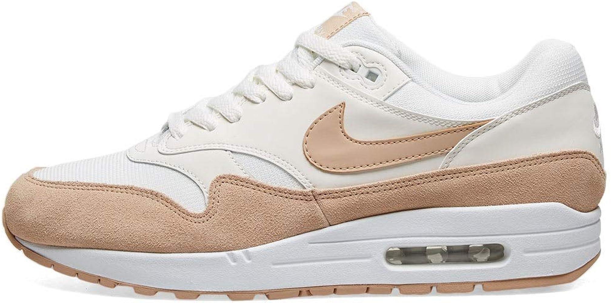 Nike Air Max 1 Premium Sc Zapatillas Running Mujer Blanco