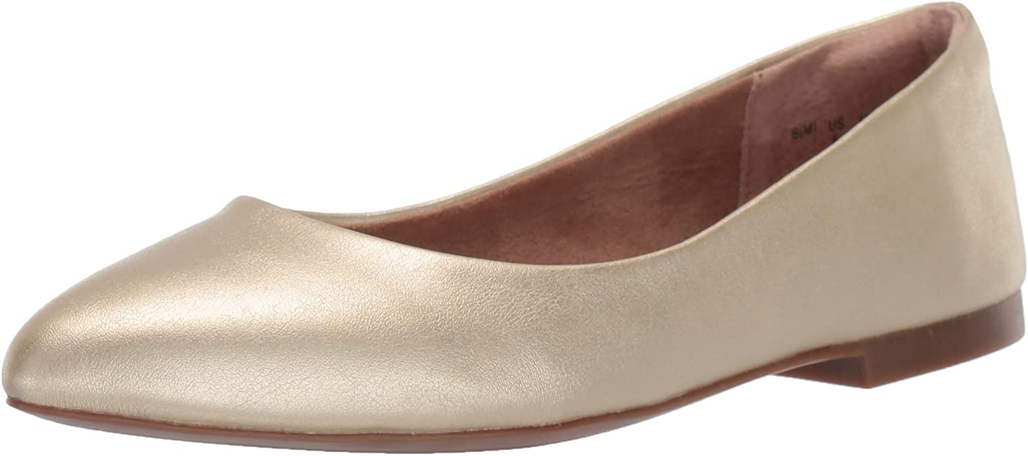 Amazon Essentials Women's Pointed Toe Flat