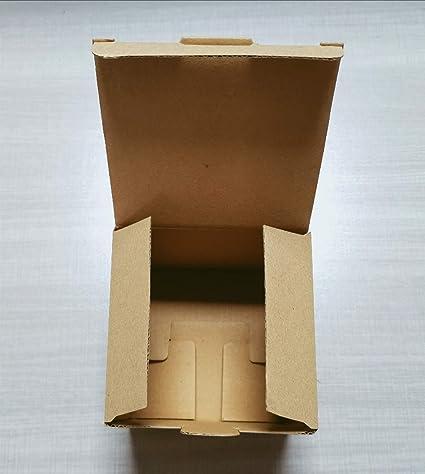 Cajas de papel kraft, cajas de regalo de cartón con tapas ...