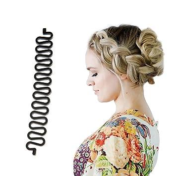 Amazon Liping Hair Braiding Tool Roller Foam Sponge Hair
