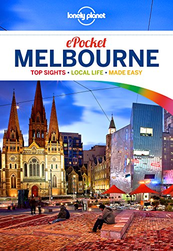 lonely-planet-pocket-melbourne-travel-guide