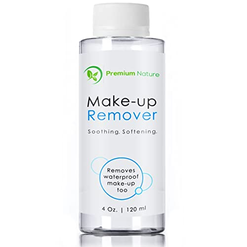 makeup remover all natural oil free facial cleanser gentle wash for eyes lips waterproof. Black Bedroom Furniture Sets. Home Design Ideas