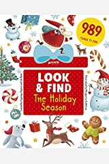 The Holiday Season: 989 Things to Find (Look & Find) Hardcover