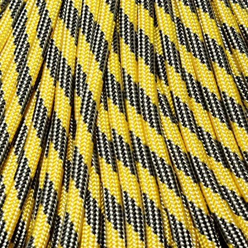 550 Paracord Steelers US Made - 100 FT 167-140A12 (Steelers Paracord)
