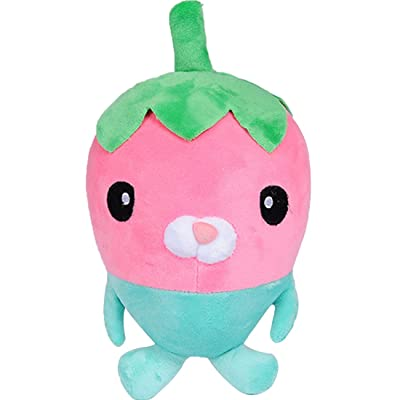 18cm Radish Head Plush Toys Captain (Pink)