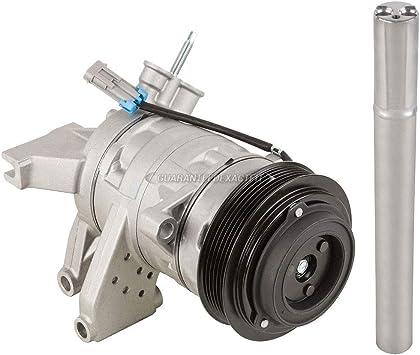 AC Compressor w// A//C Drier For Chevrolet Equinox /& GMC Terrain 2010 2011