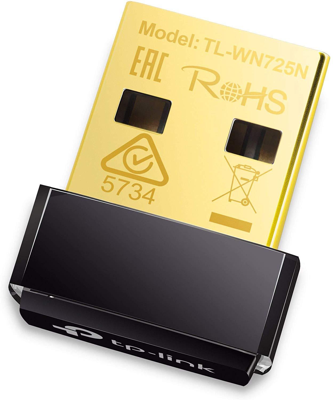 TPLink USB Wifi Adapter for PC N150 Wireless Network Adapter for Desktop  Nano Size Wifi Dongle