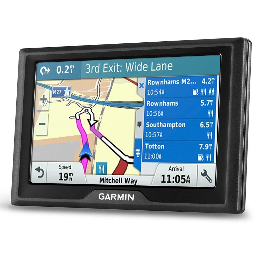 Aggiornamento a Vita e Servizi Live via Bluetooth Mappa Europa Centrale Garmin Drive 51 CE LMT-S Navigatore 5 Traffico Smartphone Link