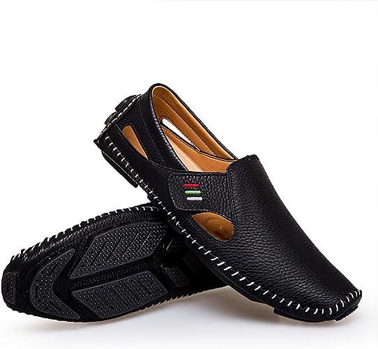 Homme Mocassins De Conduite Respirant Flats nouvelle toile Escarpins à Enfiler Mocassins Chaussures