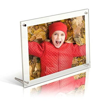 Get Acrylic Photo Frames Marco de fotos, 10x8 Acrylic Frame ...