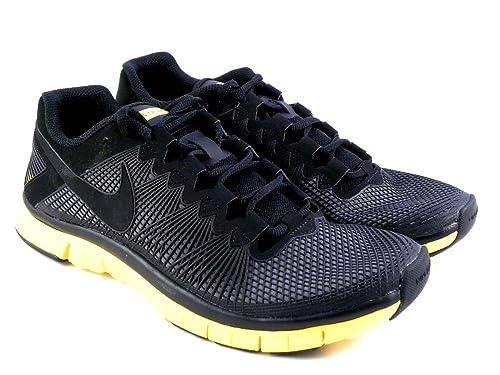 79e60e1ef7e7 Nike Livestrong Free Trainer 3.0 Men s Shoes Size 10.5 Black 553638-007   Amazon.ca  Shoes   Handbags