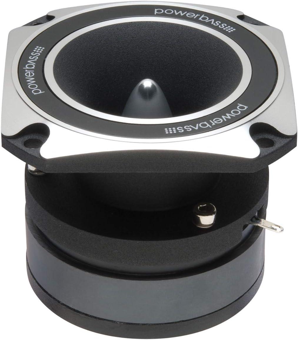 3 Compression Horn Tweeter 100W//200W PowerBass Autosound L3H