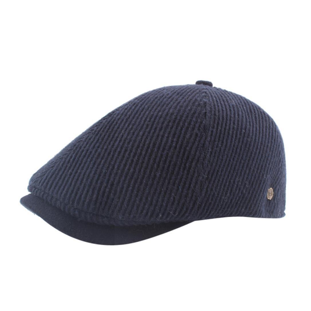 Amazon.com  Hemlock Berets Hats Men ff85b8e63e80