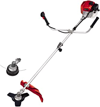 Einhell Dual Purpose Petrol Brushcutter and Grass Trimmer - Best For Light Tasks