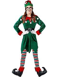 Amazon.com: California Costumes - Disfraz de elfo de Navidad ...