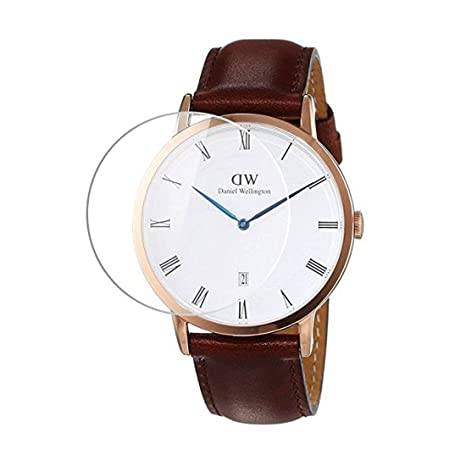 DW reloj Protector de pantalla - lokeke Premium templado vidrio Protector de pantalla película para Daniel Wellington Reloj: Amazon.es: Electrónica