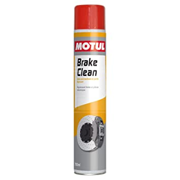 Motul - 106551 : limpiafrenos Limpiador de Frenos Brake Clean 0,75l: Amazon.es: Coche y moto