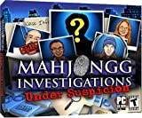 Mahjongg Investigations: Under Suspicion - jc - PC