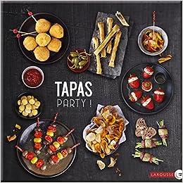Tapas party! (Carrés mousse): Amazon.es: Collectif: Libros en idiomas extranjeros