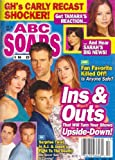 Cameron Mathison, Rebecca Budig, Jeff Branson, Alicia Minshew, All My Children, Richard Hatch, Soaps' Young Lovers - April 26, 2005 ABC Soaps in Depth Magazine [SOAP OPERA]