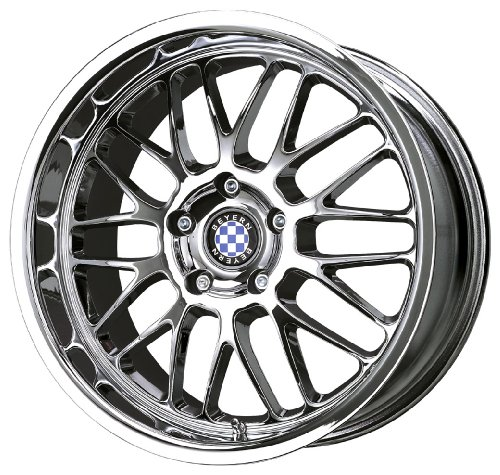 Beyern Mesh Chrome Wheel
