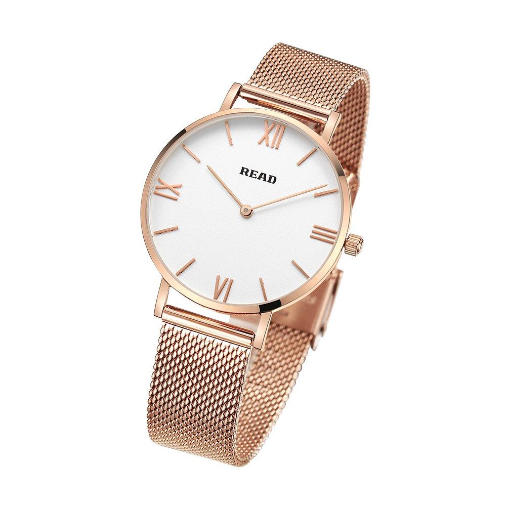 READ Reloj para Mujer, Reloj de Cuarzo, Marca de fábrica Superior, Relojes de