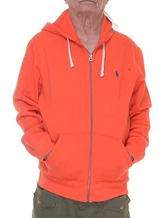 Polo Ralph Lauren Men's Cotton Blend Fleece Full Zip Hoodie (X-Small) at  Amazon Men's Clothing store: