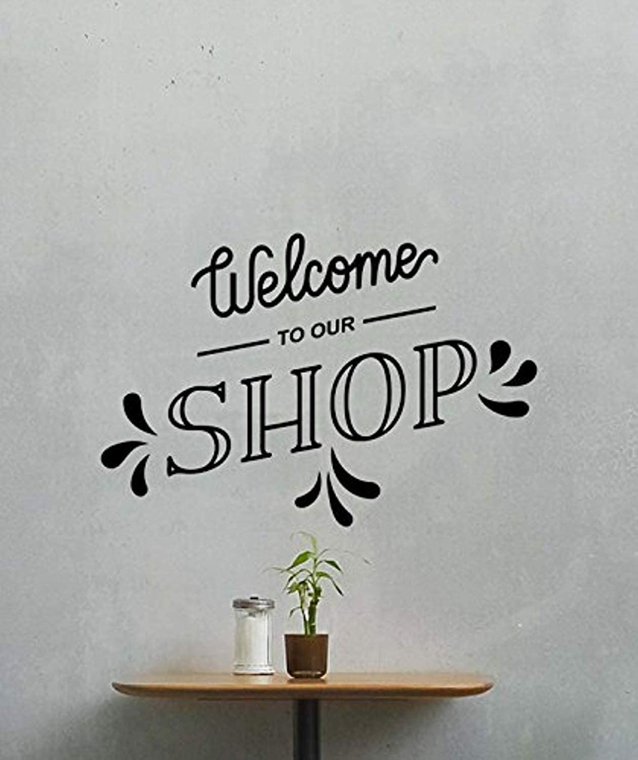 Custom Store Hours Decal Cute small Hours Business Sign Decal Front Door Entryway or Wall Vinyl Sticker Great Gift Idea  Decor