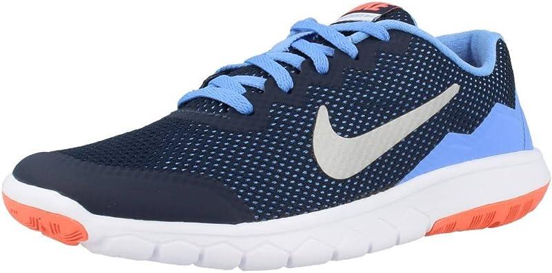 Nike Flex Experience 4 (GS), Zapatillas de Running para Niñas: Amazon.es: Zapatos y complementos