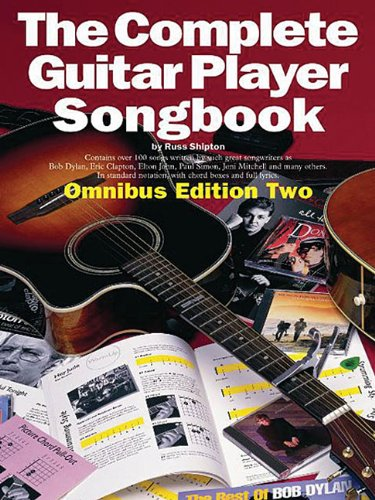 The Complete Guitar Player Songbook  Omnibus  Second Edition