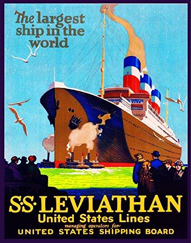 American Line Cruise Ship (11
