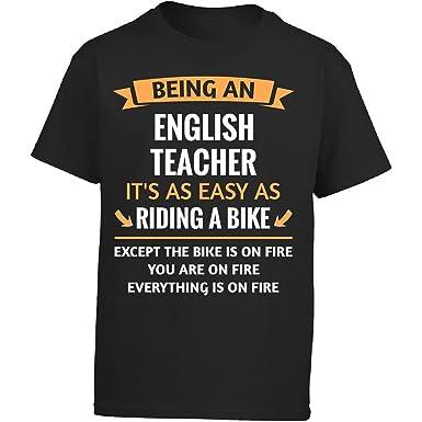 חולצה עם הדפסה למורה