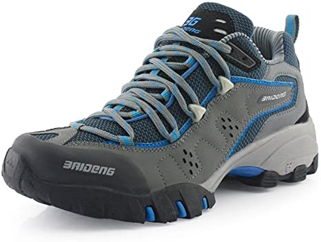 Zapatos atléticos de las mujeres al aire libre a prueba de agua zapatos de senderismo casuales zapatillas para correr zapatos montañeses . e . 40: Amazon.es: Deportes y aire libre