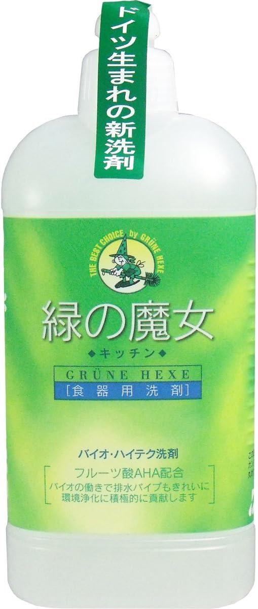 緑の魔女 キッチン 食器用洗剤