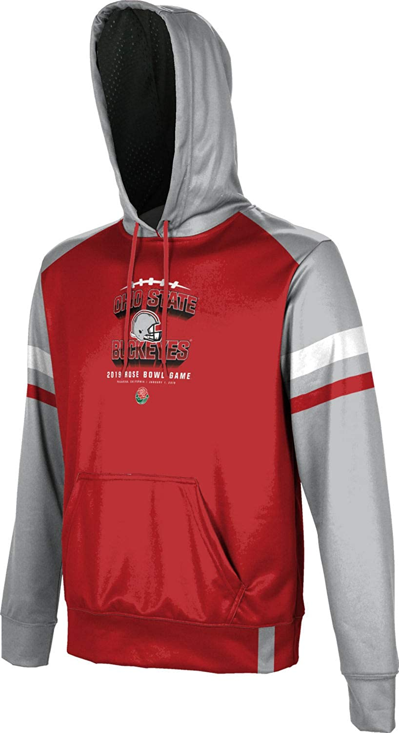 ProSphere Ohio State University Boys Pullover Hoodie Old School