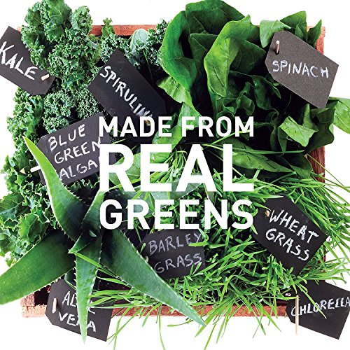 8Greens Made from real greens