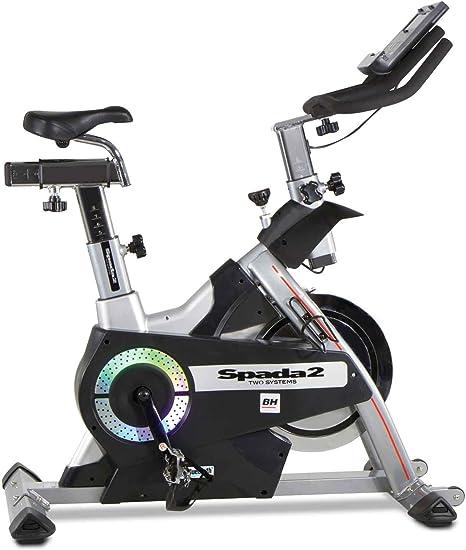 BH Fitness i.SPADA 2 H9355I- Bicicleta Indoor: Amazon.es: Deportes ...