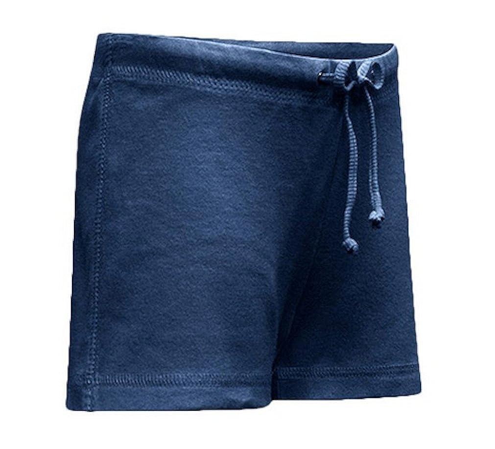 Kavio Girls 100/% Cotton Drawstring Yoga Shorts Size 7 to 16