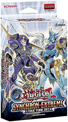 Sealed Starter Deck - YuGiOh Yu-Gi-Oh Arc-V Synchron Extreme Structure Deck [Sealed Deck]