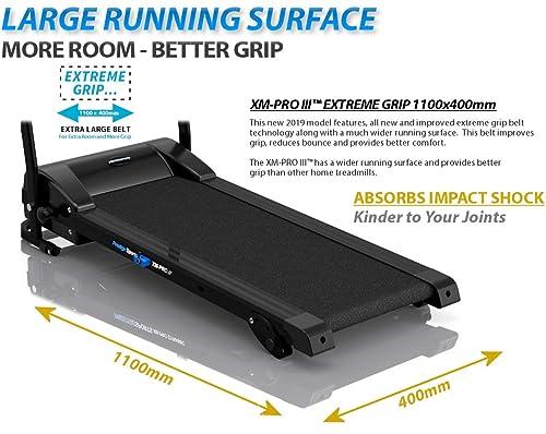 XM-Pro III Running Surface