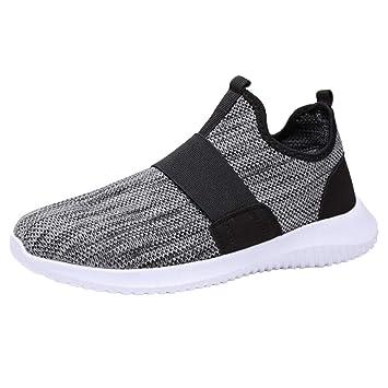 0195eb973f4b94 Herren Laufschuhe Unisex-Erwachsene Sneaker Footwear Sportschuhe Turnschuhe  Trainers Running Fitness Atmungsaktiv Sneakers LANSKIRT  Amazon.de  Beauty