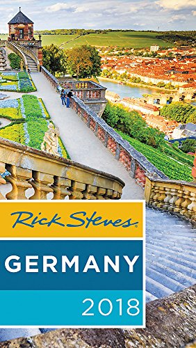 Rick Steves Germany 2018 cover