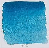 Schmincke Horadam Watercolor 15 ml Tube - Cobalt Cerulean Blue