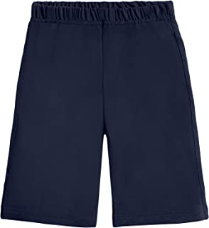 product image for City Threads Cotton Athletic Shorts for Boys - Sports Camp Play and School, Made in USA