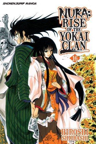 Nura: Rise of the Yokai Clan, Vol. 16: Rikuo's Declaration by Hiroshi Shiibashi