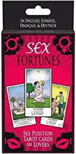 Sex Fortunes - Tarot Cards for Lovers